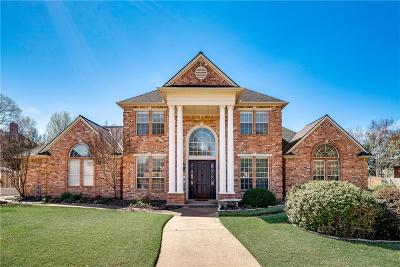 Colleyville Single Family Home For Sale: 105 Mill Crossing E