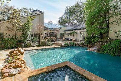 Dallas County Single Family Home For Sale: 5642 Bent Tree Drive