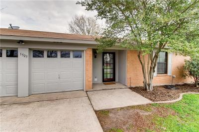 Benbrook Single Family Home For Sale: 1525 Augusta Road