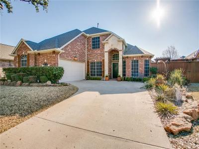 Rowlett Single Family Home For Sale: 7914 Troon Drive