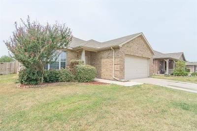 Melissa Single Family Home For Sale: 383 Elk Trail
