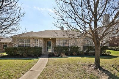 Frisco Single Family Home For Sale: 10401 Castle Drive