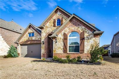 Prosper Single Family Home For Sale: 15929 Perdido Creek Trail