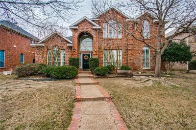Denton County Single Family Home For Sale: 12572 Alfa Romeo Way