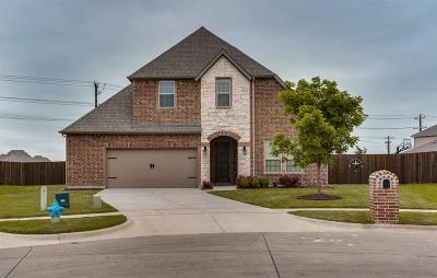 McKinney Single Family Home For Sale: 10600 Parnell Drive