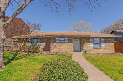Irving Single Family Home For Sale: 2309 Jimmydee Drive