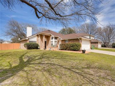 Arlington Single Family Home For Sale: 2401 Sutton Drive
