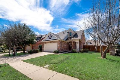 McKinney Single Family Home For Sale: 2300 Reston Drive