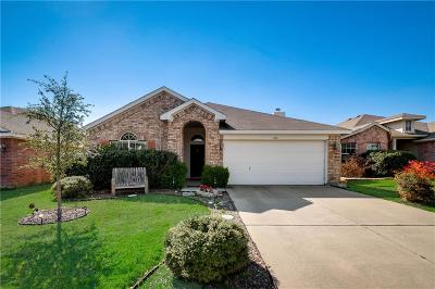 Anna Single Family Home For Sale: 806 Post Oak Trail
