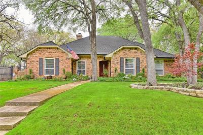 Arlington Single Family Home For Sale: 2403 Villa Vera Drive