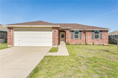 Dallas County, Denton County, Collin County, Cooke County, Grayson County, Jack County, Johnson County, Palo Pinto County, Parker County, Tarrant County, Wise County Single Family Home For Sale: 345 Indian Blanket Drive