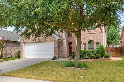 Mckinney Single Family Home For Sale: 6720 Crator Drive