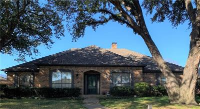 Single Family Home For Sale: 2209 Timberwood