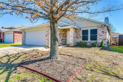 Denton County Single Family Home For Sale: 16116 Hollyhill Court
