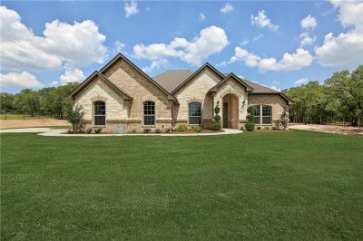 Archer County, Baylor County, Clay County, Jack County, Throckmorton County, Wichita County, Wise County Single Family Home For Sale: 285 Cr 3451