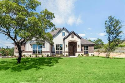 Parker County Single Family Home For Sale: 252 Scenic Wood Drive