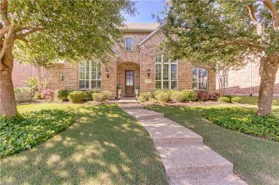 Allen Single Family Home For Sale: 927 Birdsong Drive