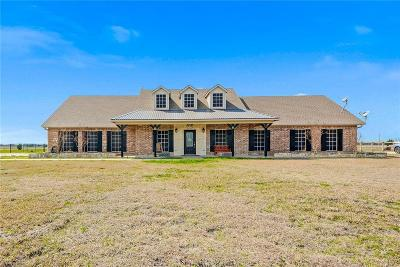 Farmersville Single Family Home Active Option Contract: 2192 County Road 551