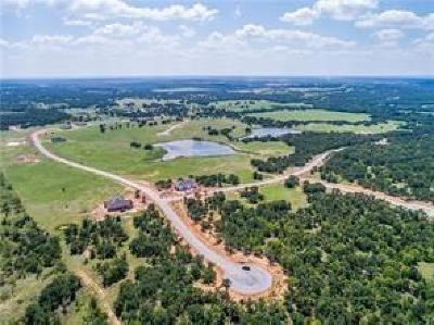 Millsap Residential Lots & Land For Sale: Lot 41 Chisum Drive