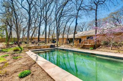 Tarrant County Single Family Home For Sale: 3905 Spring Hollow Street