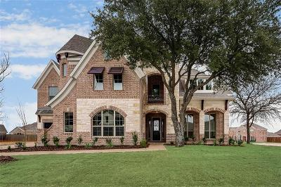 McKinney Single Family Home For Sale: 8717 Verona Drive