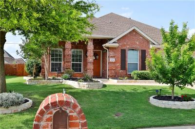 Rockwall Single Family Home For Sale: 532 Covey Trail