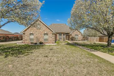 Denton County Single Family Home For Sale: 121 Honeysuckle Drive