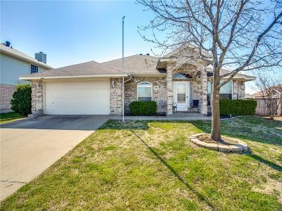 Fort Worth Single Family Home For Sale: 3816 Tulip Tree Drive
