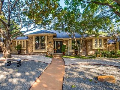 Dallas Single Family Home For Sale: 9747 Windham Drive