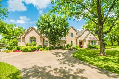 Granbury Single Family Home For Sale: 8200 Ravenswood Road