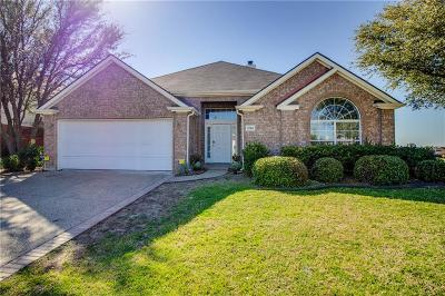 Little Elm Single Family Home For Sale: 2740 Cowboy Trail