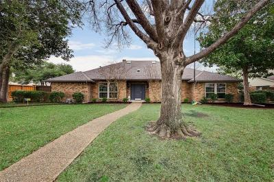 Dallas Single Family Home For Sale: 6909 Spanky Branch Drive