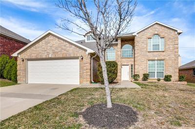 Tarrant County Single Family Home For Sale: 2802 Chesterwood Court