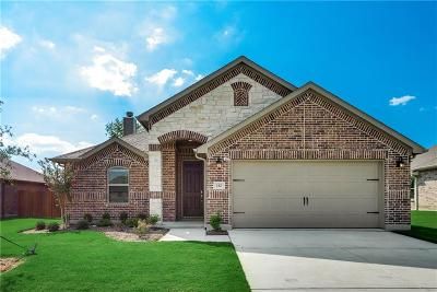 Sanger Single Family Home For Sale: 142 Creekside Drive