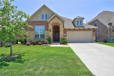 Single Family Home For Sale: 1009 Benbrook Trail