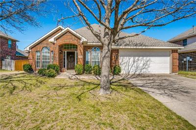 Wylie Single Family Home For Sale: 3606 Olivia Drive