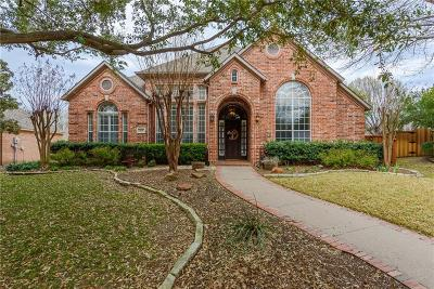 Allen Single Family Home For Sale: 404 Del Rio Court