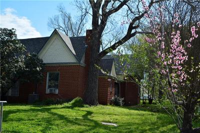 Groesbeck Single Family Home For Sale: 401 E State Street