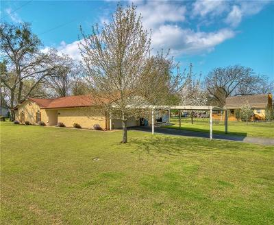 Edgewood TX Single Family Home For Sale: $174,900