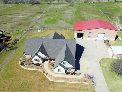 Sanger TX Single Family Home For Sale: $659,900