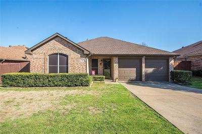 McKinney Single Family Home For Sale: 1031 Ridgecrest Drive