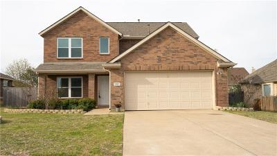 Wylie Single Family Home For Sale: 1321 Hill View Trail