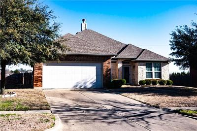 Cedar Hill Single Family Home For Sale: 1511 Quail Ridge Drive