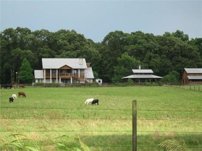 Cedar Creek Lake, Athens, Kemp Farm & Ranch For Sale: 13436 State Hwy 19 N