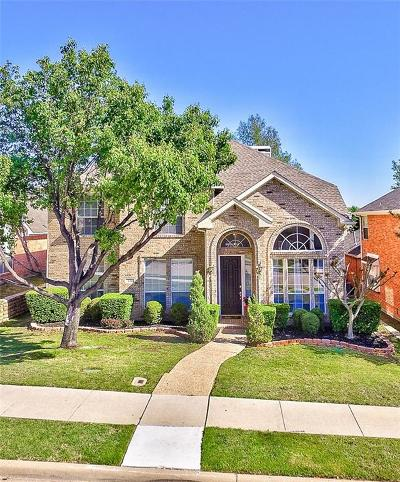 Lewisville Single Family Home Active Option Contract: 441 Vista Noche Drive