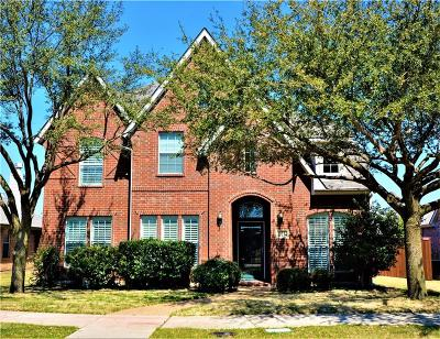 Single Family Home For Sale: 11274 Corsicana Drive