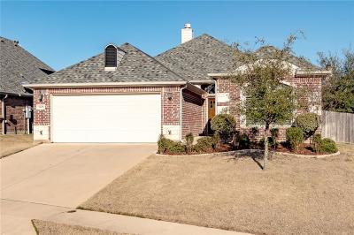 Single Family Home For Sale: 5229 Concho Valley Trail