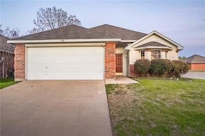 Waxahachie Single Family Home For Sale: 500 Timber Drive