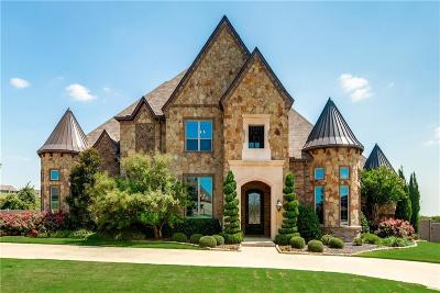 Fort Worth Single Family Home For Sale: 7909 Bella Flora Drive