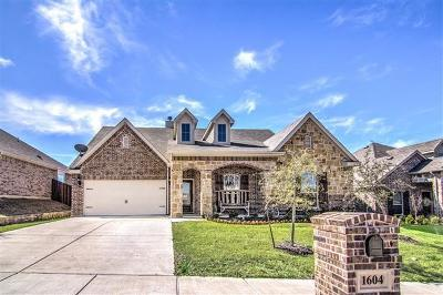 Parker County Single Family Home For Sale: 1604 Signature Drive